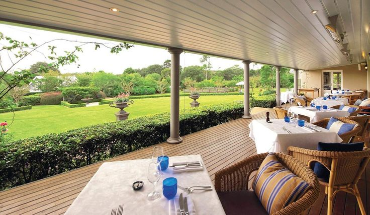 Bells at killcare- a boutique resort with an award winning restaurant