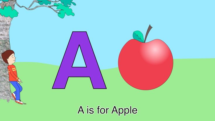Best ABC Alphabet Song (A is for Apple) Perfect if they love to sing!