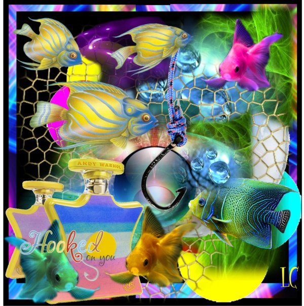 9 best under water art from the daycare in murrells inlet for Deep sea fishing murrells inlet sc