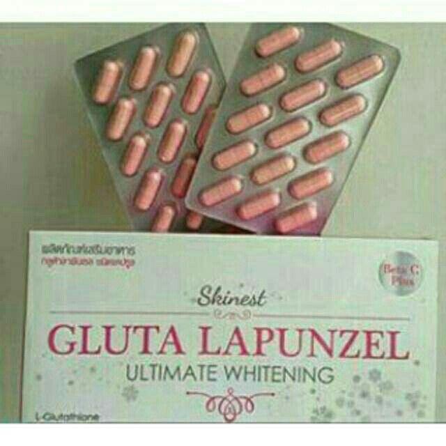 Saya menjual GLUTA LAPUNZEL by Skinest Clinic seharga Rp160.000. Dapatkan produk ini hanya di Shopee! http://shopee.co.id/alunashop/3127091 #ShopeeID