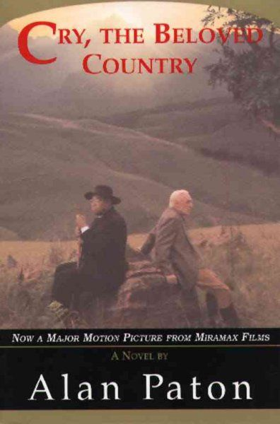 """""""There is a lovely road that runs from Ixopo into the hills. These hills are grass-covered and rolling, and they are lovely beyond any singing of it."""" - My country - my heartsong - I loved this book"""