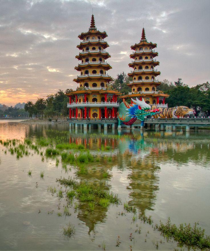 Туристические места тайваня в фото