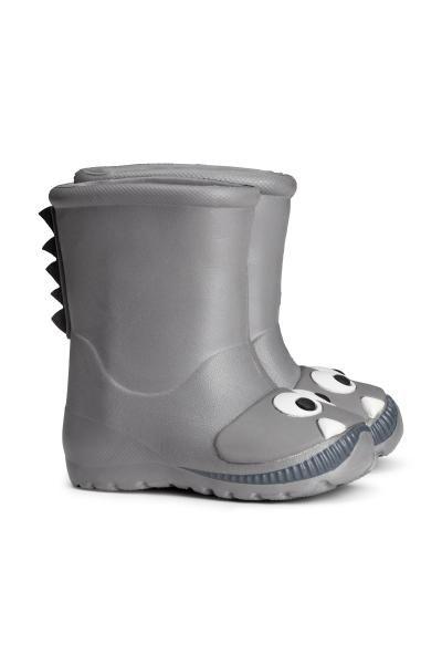 Stivali per la pioggia: Stivali in in materiale leggero e impermeabile con stampa.