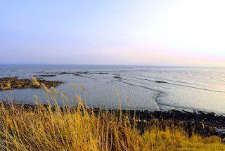 Paysage de l'Estuaire de la Severn, Pays de Galles