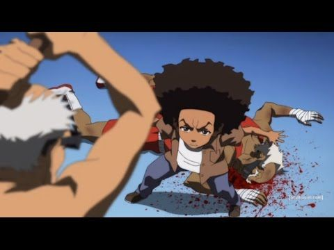 The Boondocks Season 01 Episode 6 10 The Boondocks Full Episodes High Qu...