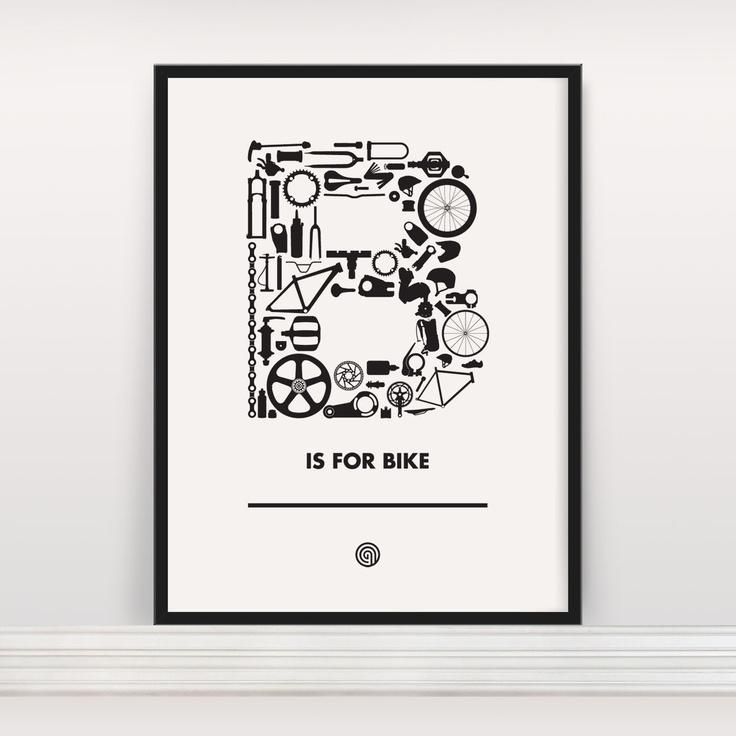 B is for Bike - anthonyoram