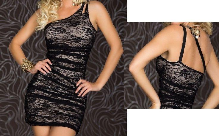 ICacha Fashion - ONE SHOULDER ELEGANT MINI DRESS, $29.99 (http://www.icachafashion.com/one-shoulder-elegant-mini-dress/)
