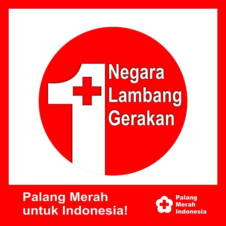 Palang Merah untuk Indonesia