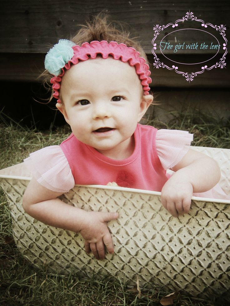 9 months--Baby photography
