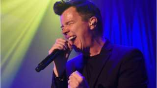 Rick Astley on BBC Music album of the year list but David Bowie misses out  BBC News