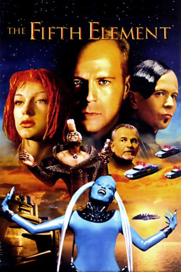 The Fifth Element Streaming