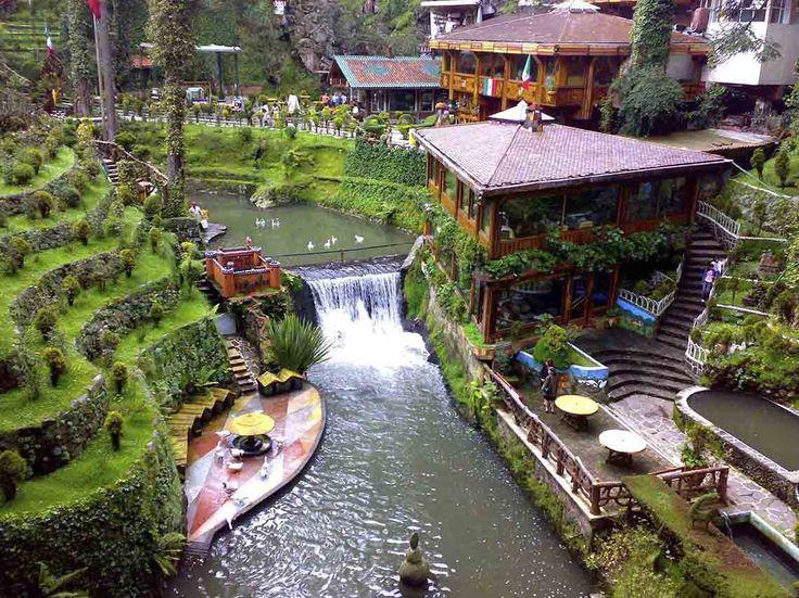 ¿Qué hacer en La Marquesa Parque Nacional? Come en restaurantes emblemáticos como La Escondida, realiza actividades extremas como gotcha o tirolesa y más...