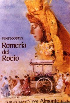 Carteles del Rocío | Rocio.com - 1991_std