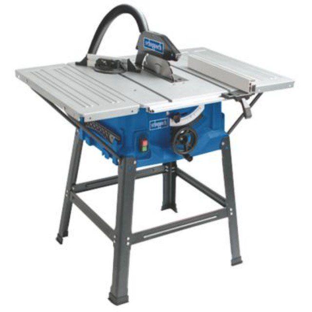 Scheppach Tischkreissäge HS100S 2.000 W