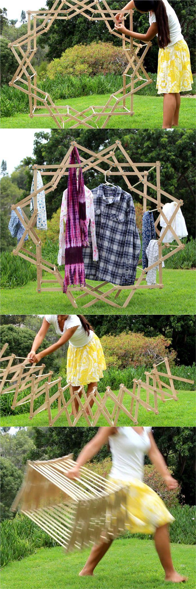 En forma de estrella-ropa-secado-rack-apieceofrainbowblog (1)