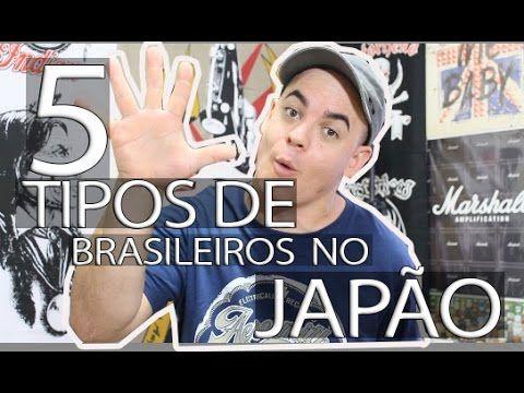 5 TIPOS DE BRASILEIROS QUE VIVEM NO JAPÃO - Japão Cultura