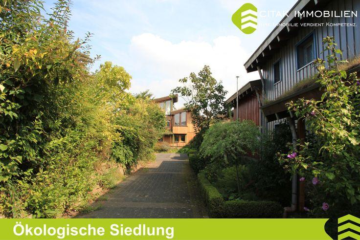 Köln-Blumenberg-ökologische Siedlung