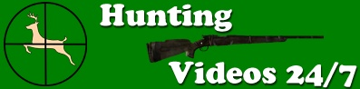 My husband and I are huge hunters and fishermen.  Our freezer is always full of deer, elk, bear, moose, antelope, you name it.  Check this site out for the best rifle, bow and black powder hunting videos.