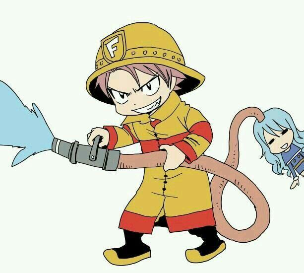 Fairy tail natsu and juvia