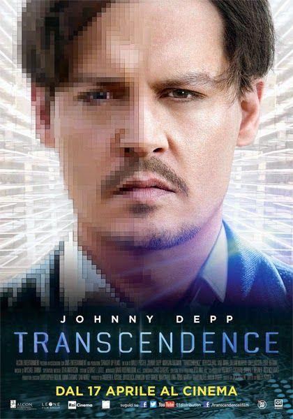 cover maniak!: Transcendence (2014)
