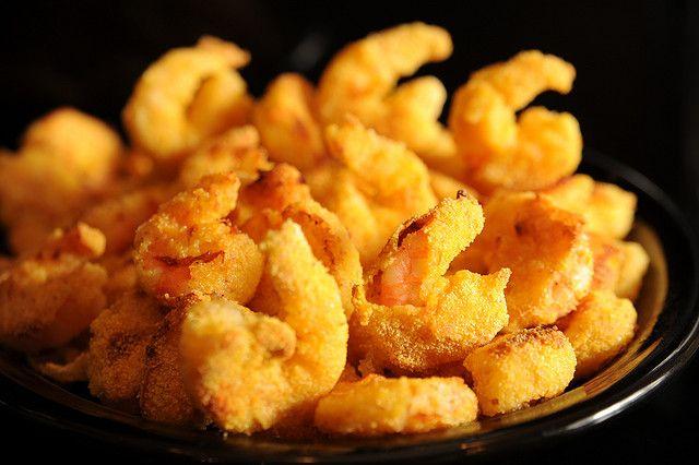 Popcorn Shrimp | Nom List | Pinterest