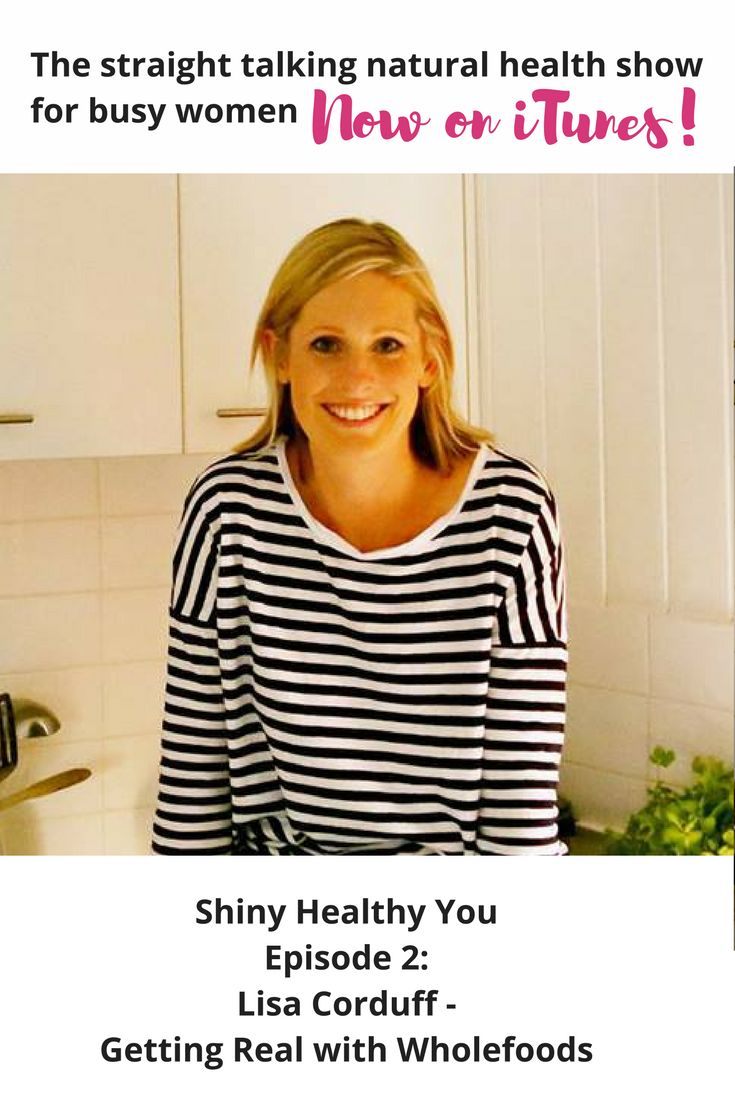 Meet Lisa Corduff – a passionate advocate for real food and wholefood eating.  Lisa has made the switch from a standard Australian diet of processed foods and takeaway, to a nourishing wholefood way of living – and she wants to help you do it too!  Click here to tune in now: http://julesgalloway.com/episode-2-lisa-corduff/