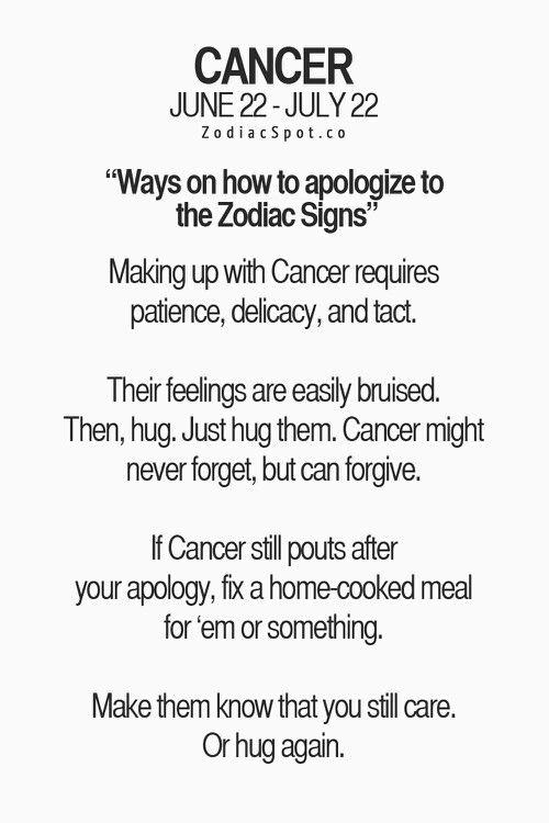 Astrology cancer hookup cancer astrology profile crab