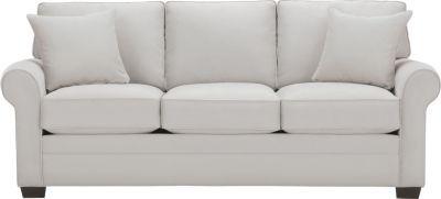 Cindy Crawford Home Bellingham Platinum Sofa -iSOFA Hidden (Beige)