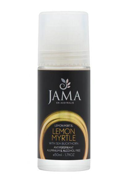 Loving this chemical-free, Australian made Lemon Myrtle JAMA deodorant - divine :-)