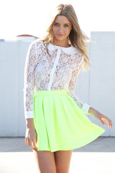 #saboskirt.com            #Skirt                    #SABO #SKIRT #Lucy #Lace #Blouse #White #$48.00     SABO SKIRT Lucy Lace Blouse - White - $48.00                                  http://www.seapai.com/product.aspx?PID=1051685