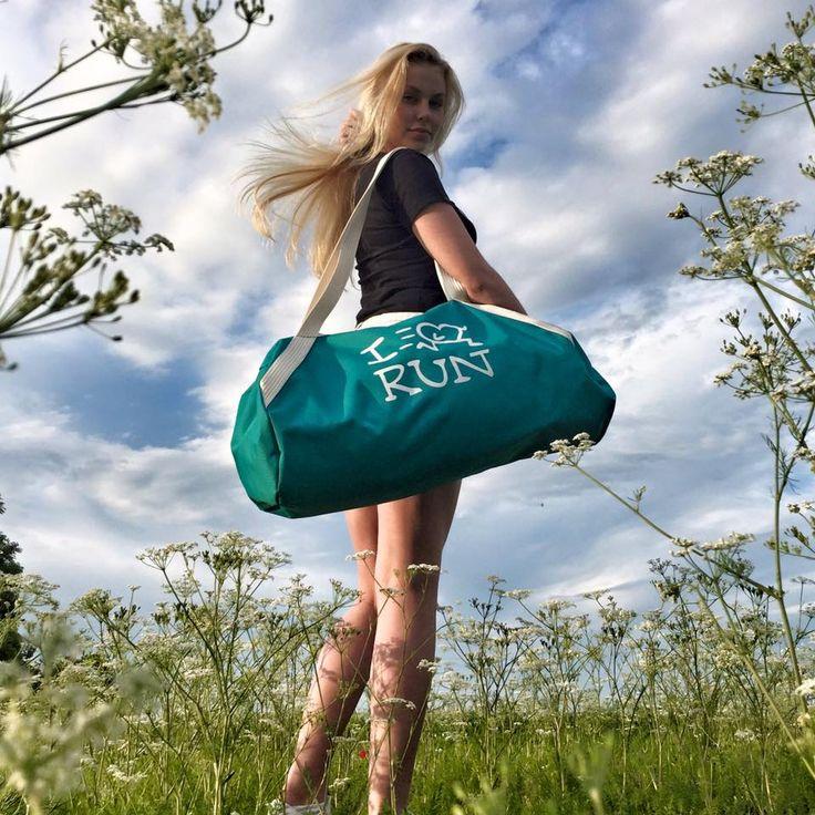 Kortexinová sportovní taška SPORTS BAG s možností výběru potisku.
