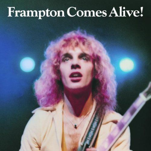 "Peter Frampton - Frampton Comes Alive (1976) Instantly recognizable by any fan of rock and roll, this classic head shot was such an easy album cover, yet very effective. The most recognizable songs from the album are ""Show Me the Way,"" ""Baby, I Love Your Way"" and ""Do You Feel Like We Do;"" all of which were released as singles and continue to receive much airplay on classic rock radio stations. It was the best-selling album of 1976, selling over 6 million copies in the US to date."