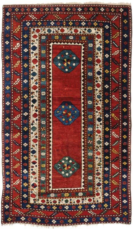 Schuler Auction, Zurich, will hold their next live auction over four days 11-14 September 2013. The saleroom session with rugs, flatweaves and textiles will take place Wednesday 11 September at 14.00 and includes 121 lots. Most of the carpets and rugs in this auction are semi-antique or antique Persian rugs but also Caucasian and Turkmen rugs are present.