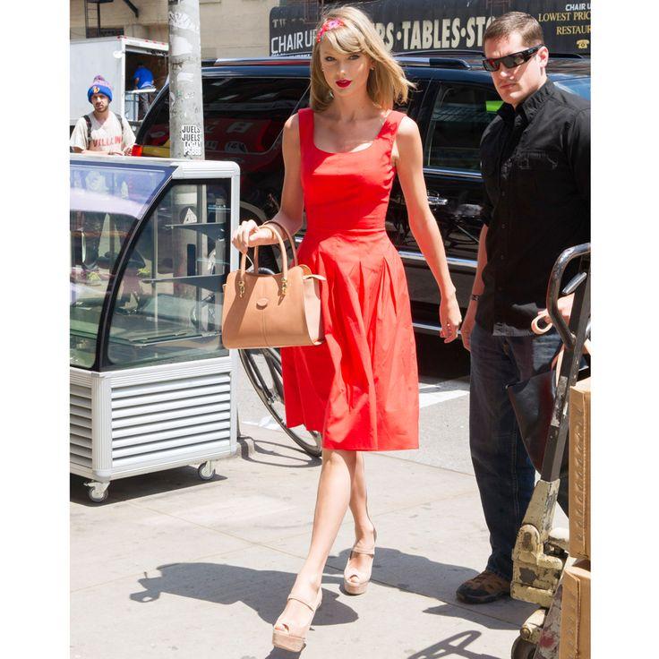 Le sage vitaminé de Taylor Swift