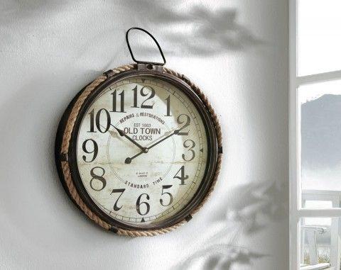 23 best vintage wanduhr images on pinterest wanduhr metall wanduhr vintage und bodenbelag. Black Bedroom Furniture Sets. Home Design Ideas