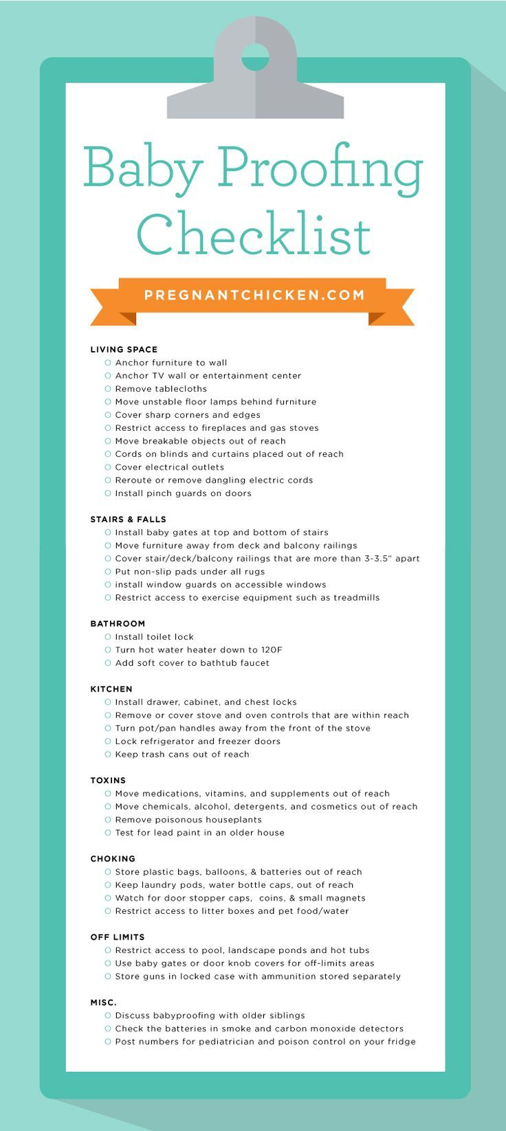 Baby Proofing Checklist 40 Ways To Make Your Space Safe Baby Proofing Baby Supplies Baby Sleep Problems