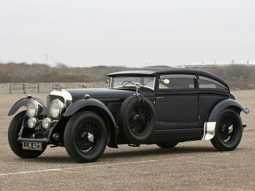 Bentley Blue train, 1930