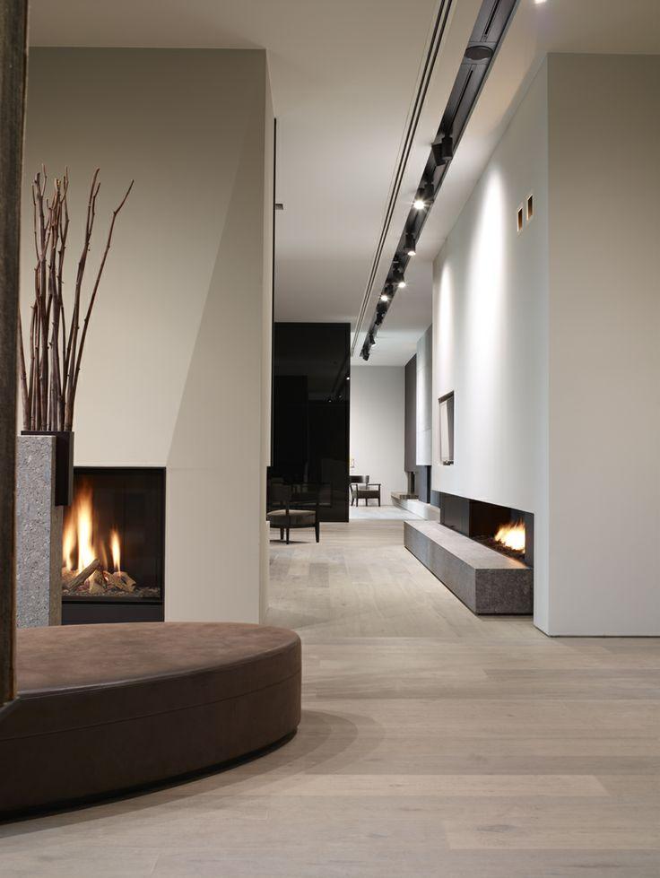 De Puydt, Ghent, Glenn Sestig Architects /EXPRESSION 60 ZWART/ IN ZWARTE MDF LICHTKOOF MET INGEWERKTE LUIDSPREKER