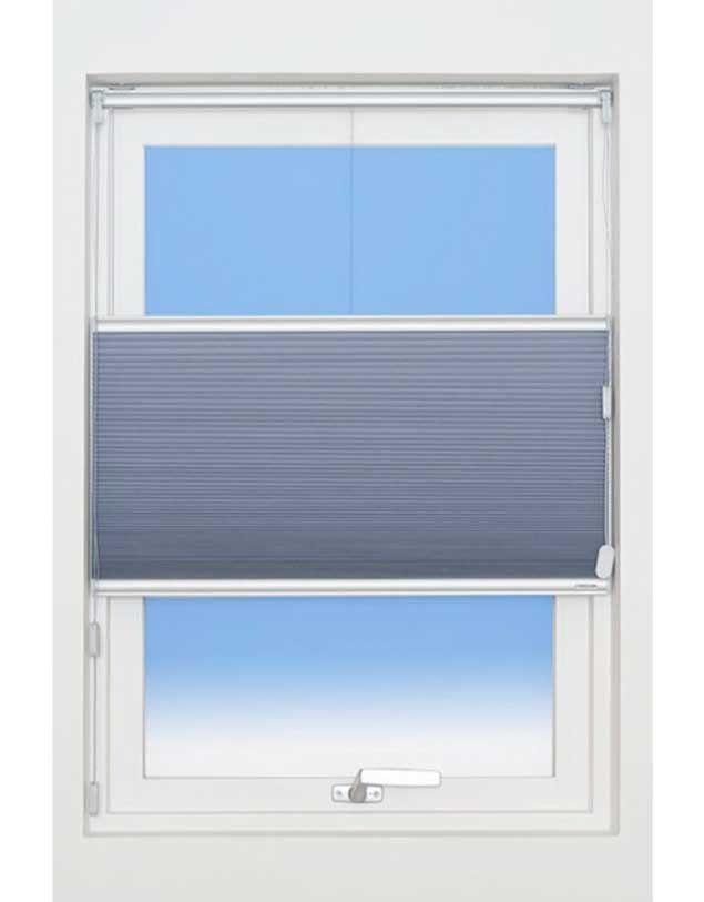 Placering i vinduet hvor du vil