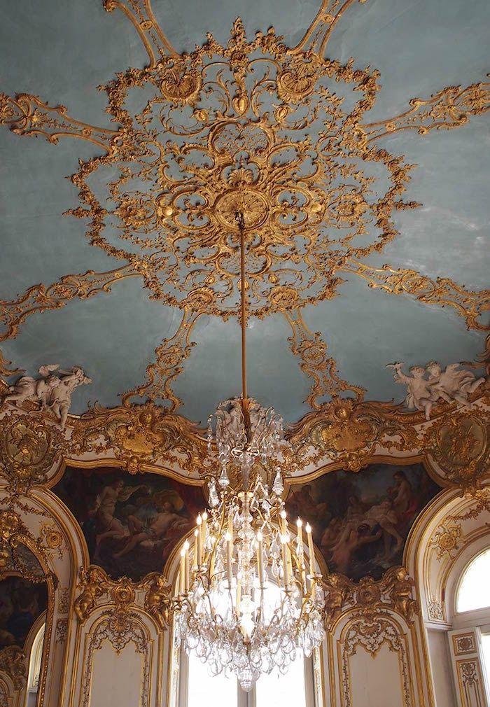 À Paris, l'hôtel de Soubise abrite les archives nationales.