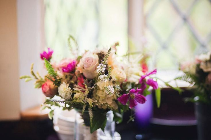 Flowers add color, fragrance and joy to weddings from India to Ireland.