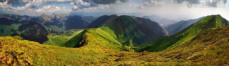 Maramures Mountain, Romania