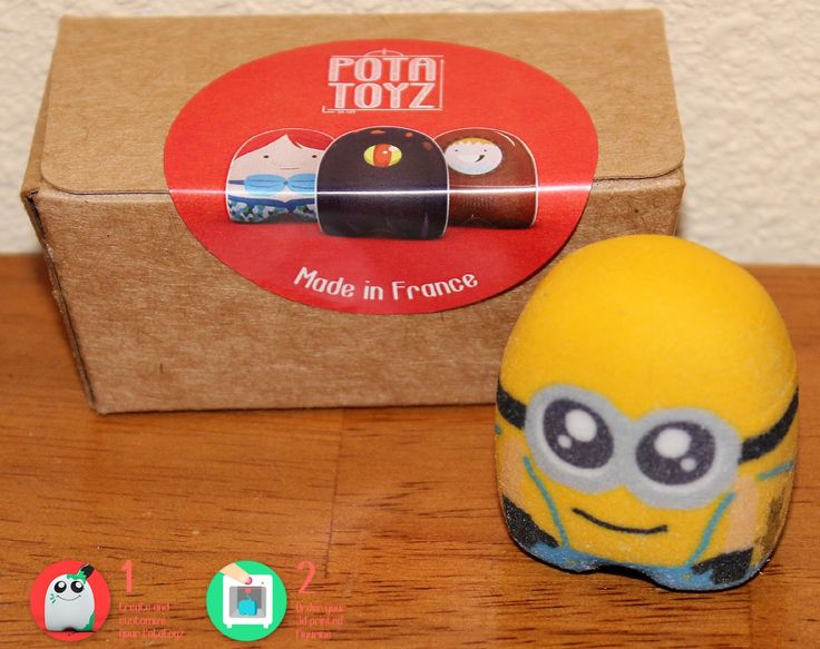 Brining your Minion app design to your door with Potatoyz
