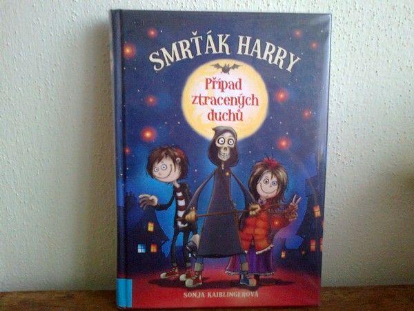 Smrťák Harry: Případ ztracených duchů  (orig. Scary Harry – Von allen guten Geistern verlassen, 2013) – Sonja Kaiblinger
