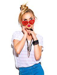 Linha A Princesa Curto / Mini Tule Coquetel Vestido com Apliques Renda de MYF de 2017 por R$266.3