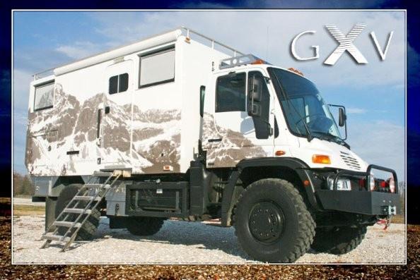 Custom built Global Expedition Vehicle on Unimog chassis - I\'m gonna ...