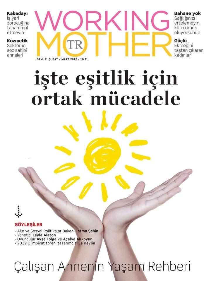 Working Mother Dergisi Artık Dijimecmua.com'da!     Şubat - Mart sayısını okumak için tıklayın: http://www.dijimecmua.com/working-mother/