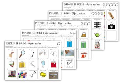 Marion : Ma nouvelle organisation pour 2016-2017 : chaque domaine, 5/6 niveaux étoile ac différents brevets (Montessori ou brevet freinet). Choisir 3 plans de travail max (3 domaines): collés ds cahier A5.. New qd fini un. libre de choisir son premier niveau