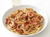 ummm yum?!  shripm fra diavoloFood Network, Fra Diavolo, Italian Dinner, Pasta Dishes, Shrimp Pasta, White Wine, Diavolo Recipe, Favorite Recipe, Shrimp Fra