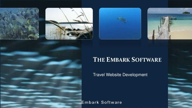 Embark Software is a travel website development company that entitles the company to supply a well-designed online travel booking website, satisfying the needs and demands of the customers.  #TravelWebsiteDevelopment